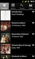 Screenshot of Royal Weddings-an Official app