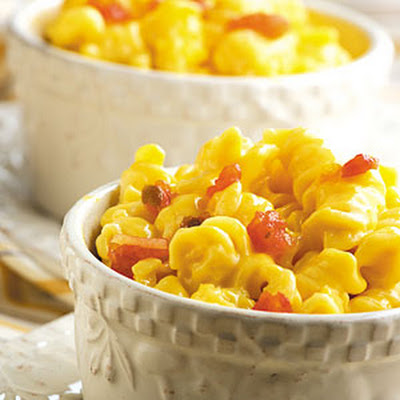 Zesty Macaroni & Cheese