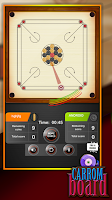 Screenshot of Carrom Board