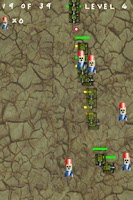 Screenshot of Tank Wars