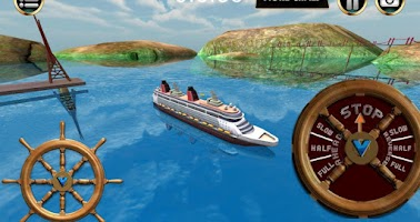 Screenshot of Cruise Ship 3D Simulator