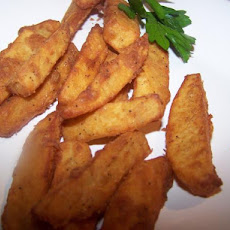 Paula Deen's Batter-Dipped French Fries