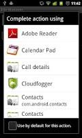 Screenshot of Cloudfogger Cloud-Encryption