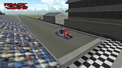 Truck Test Drive Race HD - screenshot