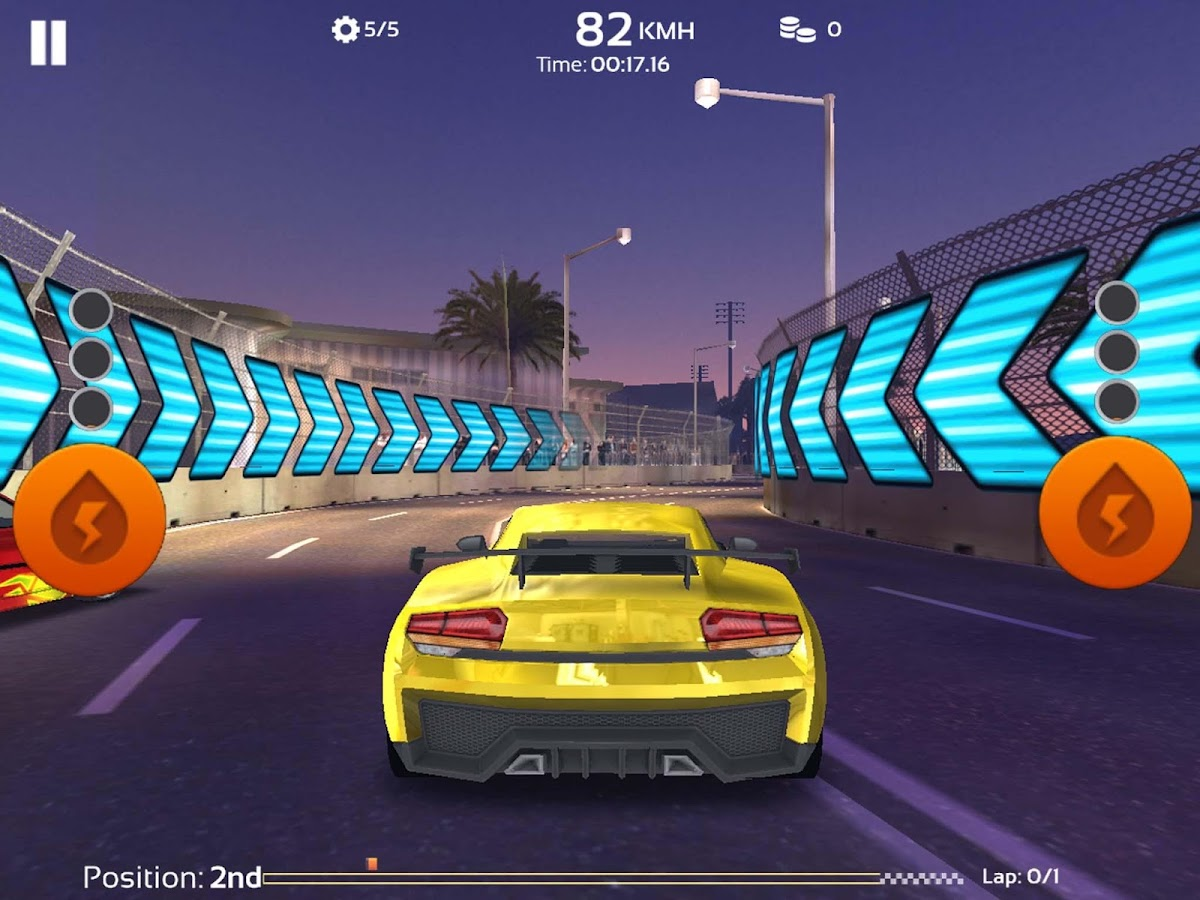 Speed Cars: Real Racer Need 3D Screenshot 9