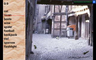 Screenshot of Hidden Object 5