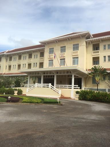 Raffles Grand Hotel