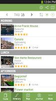 Screenshot of Amsterdam Travel Guide – mTrip