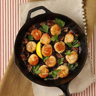 Sea Scallop Entree Recipes