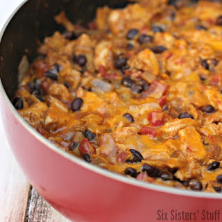Chicken Rotel Black Beans Recipes