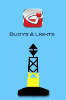 Screenshot of IALA Buoyage & Lights at Sea