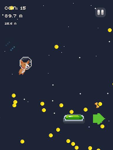 Puppy moon: Dogstronaut - screenshot