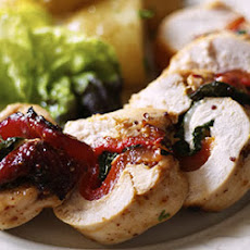 Jubilee Chicken Swirls with Red Pepper and Honey