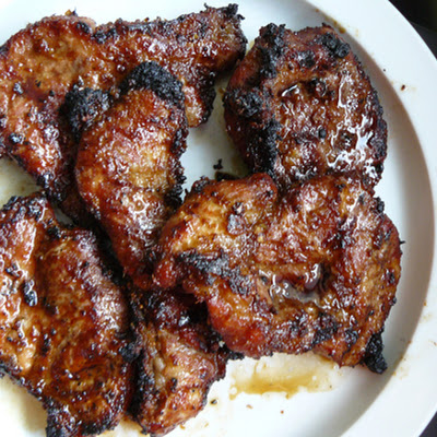 Vietnamese Restaurant-Style Grilled Lemongrass Pork