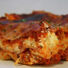 Yummy in My Tummy Lasagna!