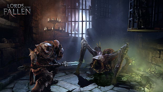 CI Games dates Lords Of The Fallen for release