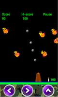 Screenshot of Turkey Shoot Pro