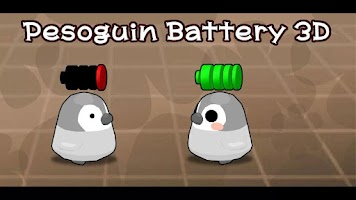 Screenshot of Pesoguin Battery 3D -Penguin-
