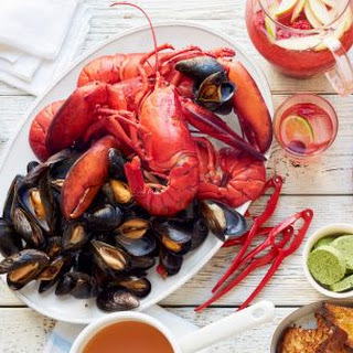 Seafood Boil With Mussels Recipes