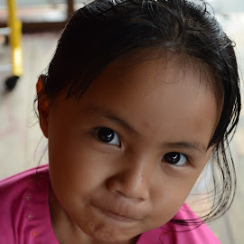 Face Photography by Syawmil Alflowsous - Babies & Children Child Portraits ( children, portrait )