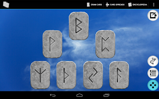 Screenshot of Galaxy Runes Pro