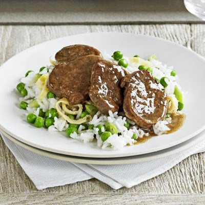 Chinese-style Pork Fillet With Fried Rice