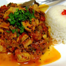Tamarind Chili Chicken