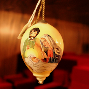The Christmas Story by Sudipta Jana - Artistic Objects Other Objects ( color, jesus, christmas, focus, artistic objects )