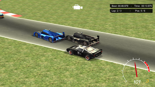 Classic Prototype Racing - screenshot