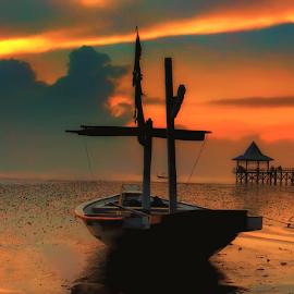 perahu by Sam Hidayat - Instagram & Mobile Android