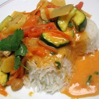 Red Curry Chicken Coconut Milk Paste Recipes