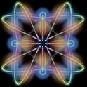 Glow Kaleidoscope LiveWallpape icon