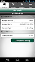 Screenshot of First PREMIER Bank