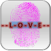 Fingerprint Love Test for Fun
