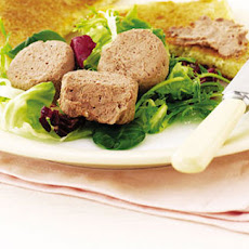 Chicken Liver And Orange Pate