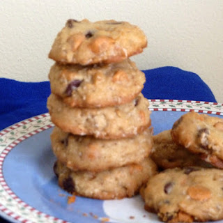 Butterscotch Chocolate Chip Cookies Adapted from Food.com