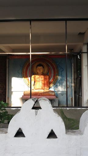 Buddha Statue Sri Bauddhaloka Temple