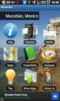 Screenshot of Mazatlan Mexico Travel Guide