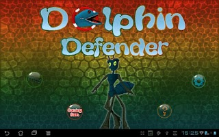 Screenshot of Dolphin Defender