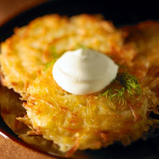 New Year's Eve Latkes