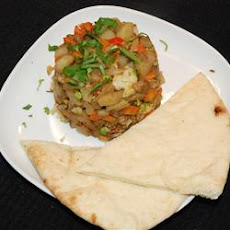 Indian Vegetable Bhaji