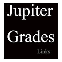 Screenshot of Jupiter Grades Links