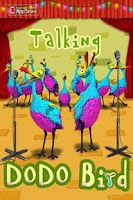Screenshot of Talking DoDo Bird