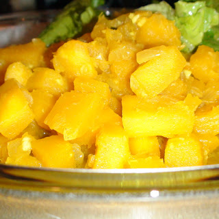 Pumpkin with Turmeric (Alicha Duba Wot)