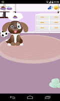Screenshot of dog care games