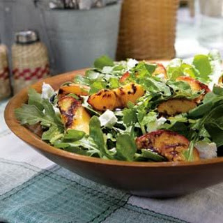 Peach And Goat Cheese Salad Recipes