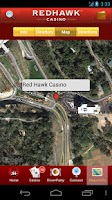 Screenshot of Red Hawk Casino