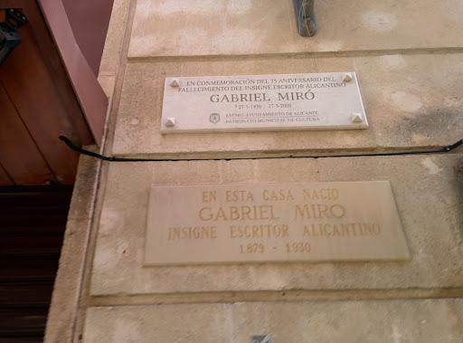 Casa De Gabriel Miró