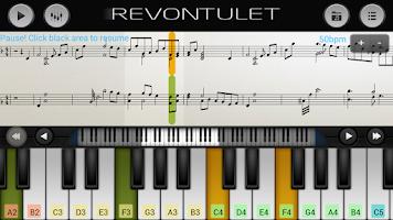 Screenshot of 随身乐队: 钢琴, 吉他, 架子鼓...
