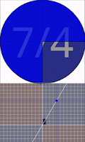 Screenshot of Touch Fraction